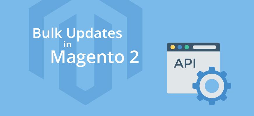 Customizing Magento 2's API with Bulk Product Imports | MageCloud net